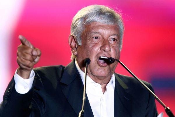 مکزیک با مداخله گرایی آمریکا مخالفت کرد