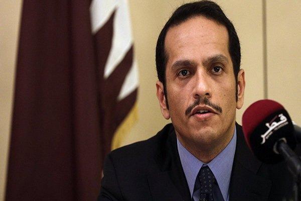 رایزنی وزیر خارجه قطر با مقامات کویت